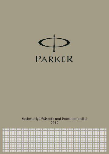 Parker - Werbemittelprofis