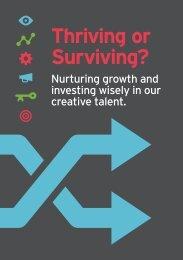 Thriving or Surviving? - Audiences NI