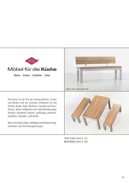 Tisch T30 (siehe S. 36)