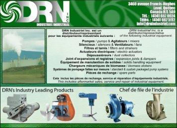 o . ' - DRN Industrial Inc.