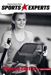 Fitness 2011/12 KRAFT & FITNESS - WerbePost.at