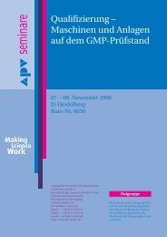 APV-Flyer (PDF) - Werum Software & Systems AG
