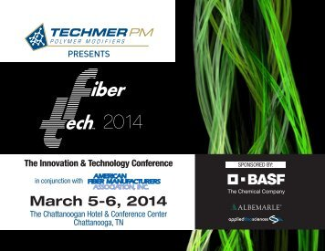 March 5-6, 2014 - Techmer PM