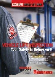 Lift Inspection Guide - Automotive Lift Institute