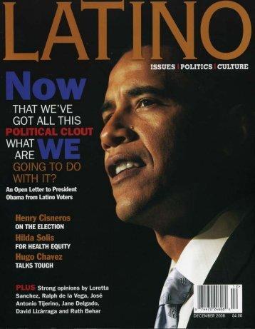 Latino Magazine - Hispanic Heritage Foundation