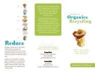 Hopkins Organics Recycling Brochure - City of Hopkins
