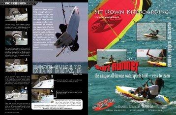 WORKBENCH - Kitesurfarea.com