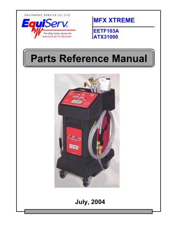 parts reference manual snap on equipment rh yumpu com Snap-on Sun Automotive Equipment Snap-on Parts Washer Parts