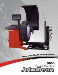 Heavy-Duty Wheel Balancing Solution - Snap-on Equipment