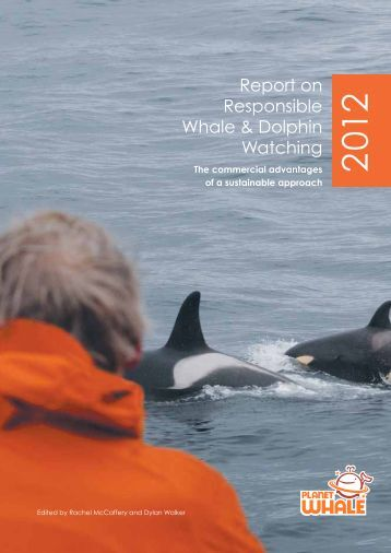 Responsible Whale Watch Report 2012 - The Travel Foundation