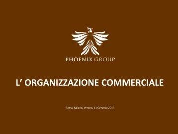 Slide Seminario Organizzazione Commerciale - 11 gen 13 (pdf