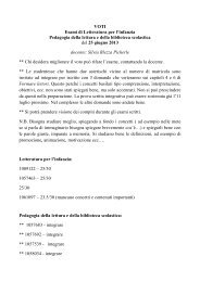 Risultati appello 25/06 (pdf, it, 10 KB, 7/3/13)