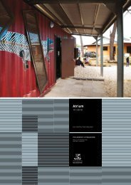 August - Faculty of Architecture, Building and Planning - University ...