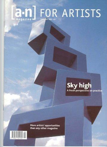 Sky higl'i - Alicia Paz