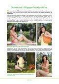 Da legt man sich gemütlich in den sommerlichen Garten ... - Weleda - Seite 2