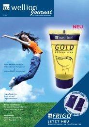 Wellion Journal 01/2011 [.pdf - 5.2 MB]