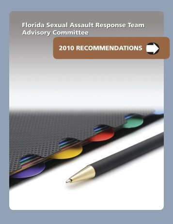 2010 Statewide SART Recommendations - Florida Council Against ...