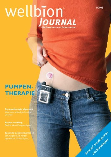 PUMPEN- THERAPIE - WELLION