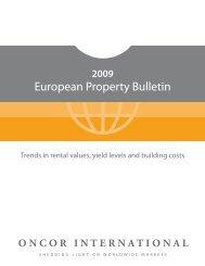 European Property Bulletin