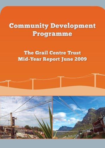 Community Development Programme - Grail Programmes