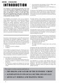 THE ECONOMIC CRISIS - Grail Programmes - Page 4