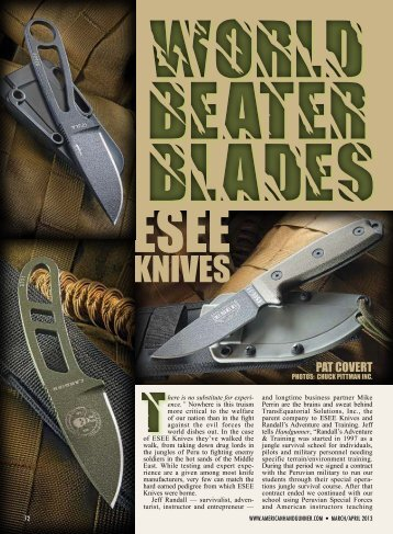 ESEE Knives