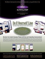 Do-It-Yourself Line - Catalyst Faithworks