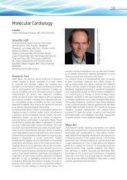 Molecular Cardiology - Ous-research.no