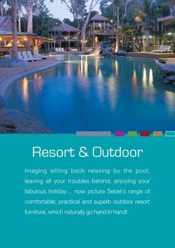 Resort & Outdoor - Sebel