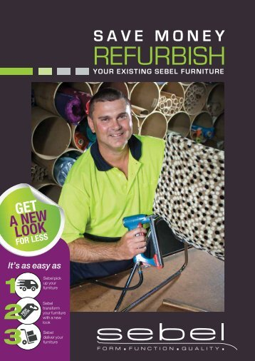 REFURBISH - Sebel