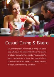 Casual Dining & Bistro - Sebel