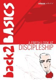 discipleship - Release International