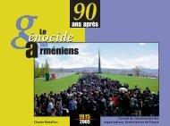 90 ans après le génocide des arméniens - Nouvelles d'Arménie