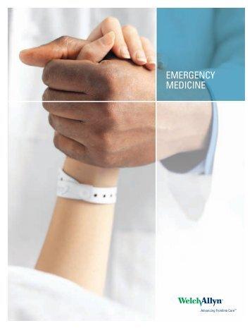 EMERGENCY MEDICINE - Welch Allyn