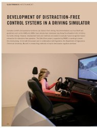 Ergoneers Development of Distraction-free Control ... - we.CONECT