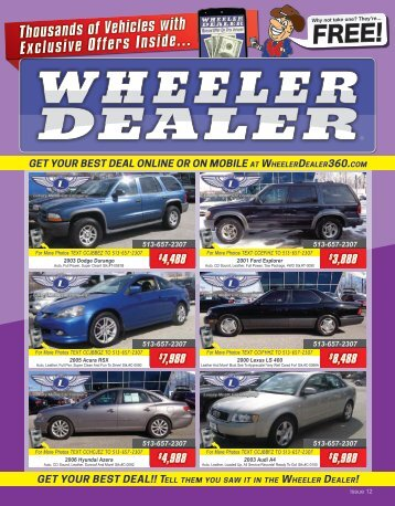 Wheeler Dealer 12-2015