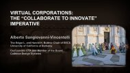 Collaborate To Innovate - OCP-IP