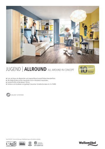 Jugend | allround all around in concePt