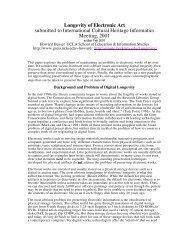 View essay - Electronic Arts Intermix