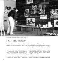 Gordon Onslow Ford - from the Vallejo - Weinstein Gallery