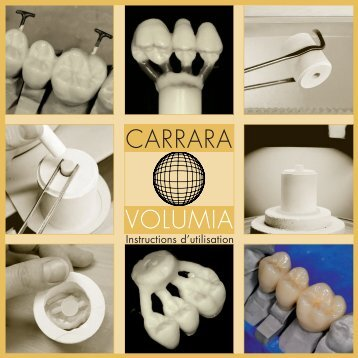 VOLUMIA CARRARA