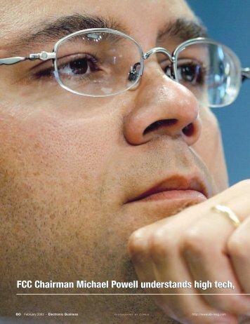 Politically Correct Chairman Powell - Tam Harbert