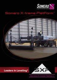 Der SXP Laser Screed - Somero Enterprises