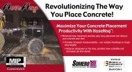 Revolutionizing The Way You Place Concrete!