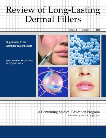 Review of Long-Lasting Dermal Fillers