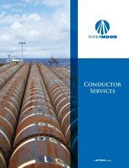 CONdUctOR SERvicES - InterMoor