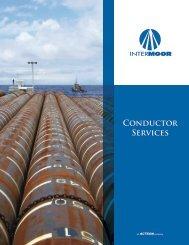 Conductor Services (pdf) - InterMoor
