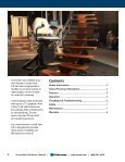 CURVED STAIR LIFT - Harmar - Page 2