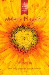 Weleda Magazin, Sommer 2011 PDF-Download