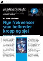 Nye frekvenser som helbreder kropp og sjel Nye frekvenser som ...
